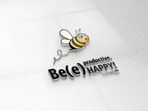 Be(e) Happy