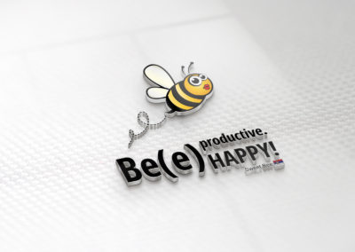 Be(e) Happy